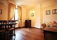 Aparthotel Iosefin Residence - Timisoara - Bedroom
