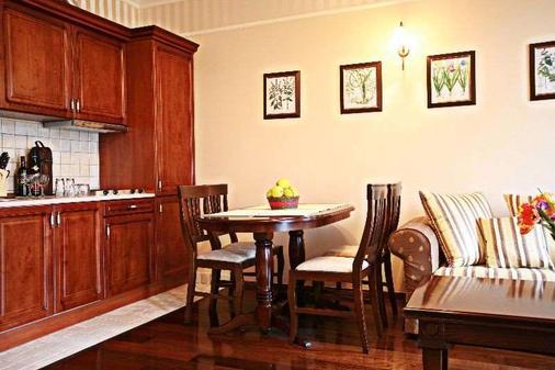 Aparthotel Iosefin Residence - Timisoara - Dining room