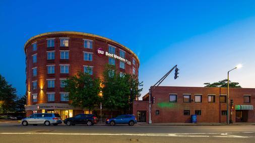 Best Western Plus Boston Hotel - Boston - Toà nhà