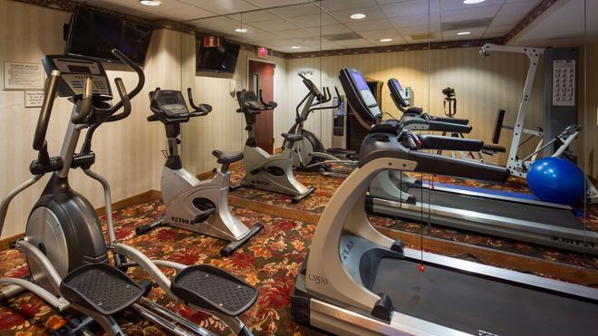 Best Western Plus Boston Hotel - Boston - Gym