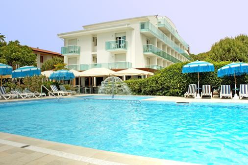Park Hotel Ermitage - Jesolo - Pool