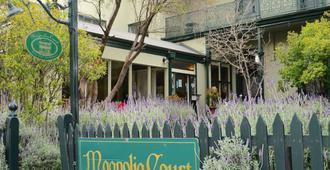 Magnolia Court Boutique Hotel Melbourne - Melbourne - Vista del exterior