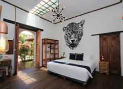 Sereno Art Hotel - San Cristóbal de las Casas - Slaapkamer