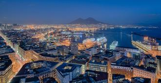 NH Napoli Panorama - Naples - Outdoor view