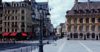 Ibis Styles Lille Centre Gare Beffroi - Lille - Outdoors view