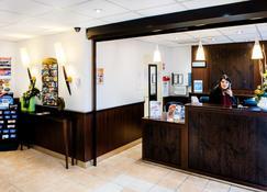 Appart'hôtel Saint Jean - Lourdes - Recepción