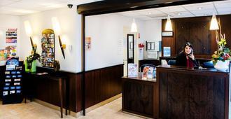 Appart'hôtel Saint Jean - לורד - דלפק קבלה