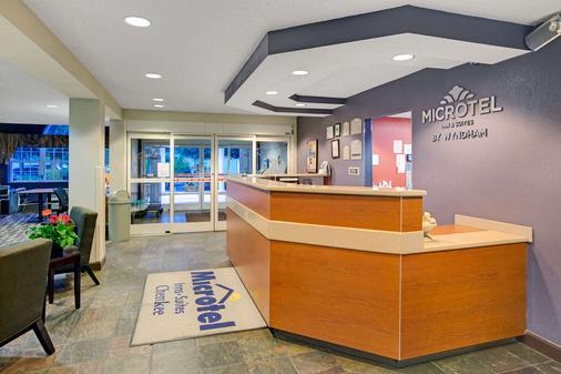 溫德姆切羅基麥克羅特套房酒店 - 切羅基 - Cherokee - 大廳