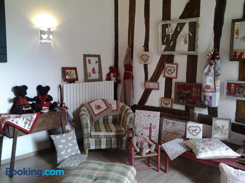 Forest Farm - Giverny - Living room