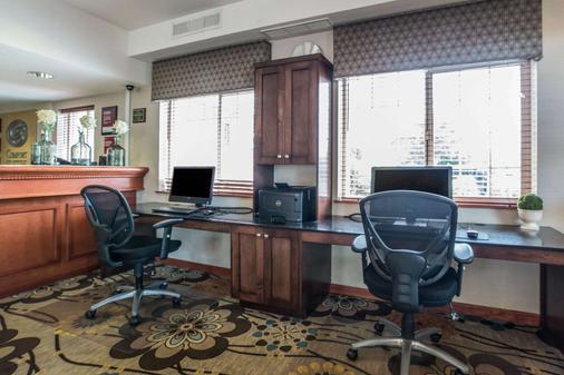 Comfort Suites Airport - Σολτ Λέικ Σίτι - Aίθουσα συνεδριάσεων