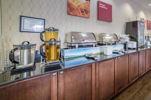 Comfort Suites Airport - Salt Lake City - Buffet