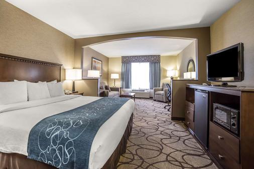 Comfort Suites Airport - Salt Lake City - Bedroom