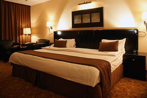 Al Waha Palace Hotel - Thủ Đô Riyadh - Phòng ngủ