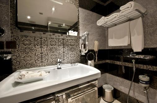 Al Waha Palace Hotel - Thủ Đô Riyadh - Phòng tắm