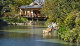 Four Seasons Hotel Kyoto - Kyoto - Outdoors view