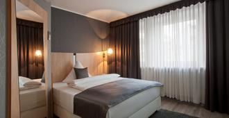 Hotel Asahi - דיסלדורף - חדר שינה