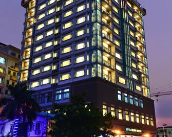 Hotel Grand United (Ahlone Branch) - Rangoon - Byggnad