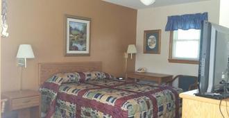 Skyline Motel - Alexandria - Bedroom
