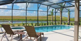 Brand New, South Facing Solterra Resort Pool Home - Davenport - Pool