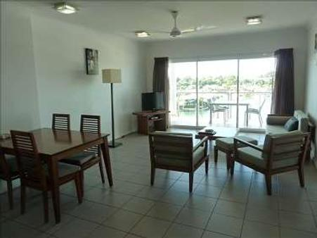 Cullen Bay Resorts - Darwin - Living room