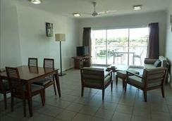 Cullen Bay Resorts - Darwin - Σαλόνι