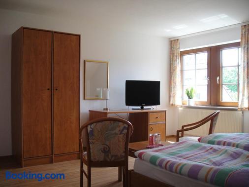An Der Linde - Eisenach - Bedroom