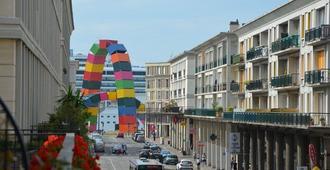 Le Richelieu - El Havre - Vista del exterior