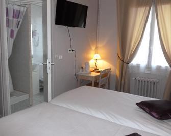 Citotel Le Richelieu - Le Havre - Bedroom