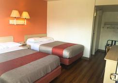 傑克遜維爾 - 橘園市 6 號汽車旅館 - 傑克遜維爾 - 杰克遜維爾(佛羅里達州) - 臥室