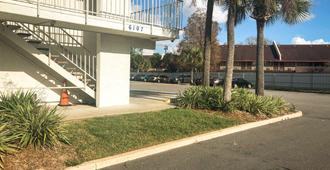 Motel 6 Jacksonville - Orange Park - Jacksonville - Bâtiment