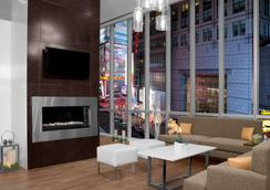 Hilton Garden Inn New York/Times Square Central - Νέα Υόρκη - Σαλόνι