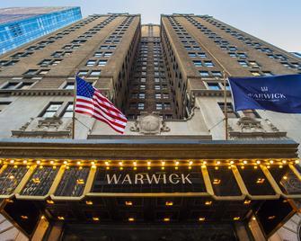 紐約華威飯店 - 紐約 - 建築