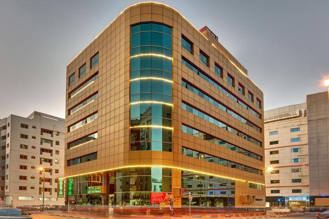 Comfort Inn Hotel - Dubai - Rakennus