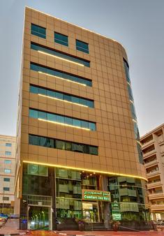 Comfort Inn Hotel - Dubai - Building