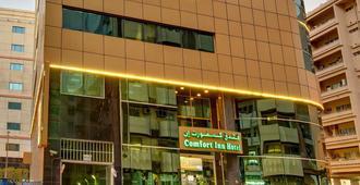 Comfort Inn Hotel - Dubai - Toà nhà