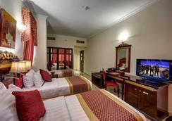 Comfort Inn Hotel - Dubai - Bedroom