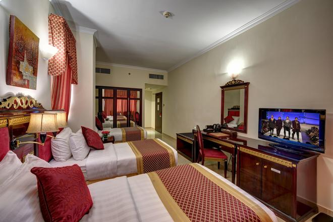 Comfort Inn Hotel - Dubai - Makuuhuone