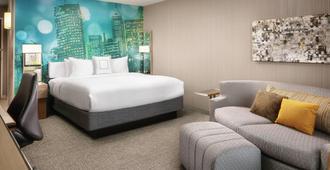 Courtyard by Marriott Indianapolis at the Capitol - Indianapolis - Bedroom