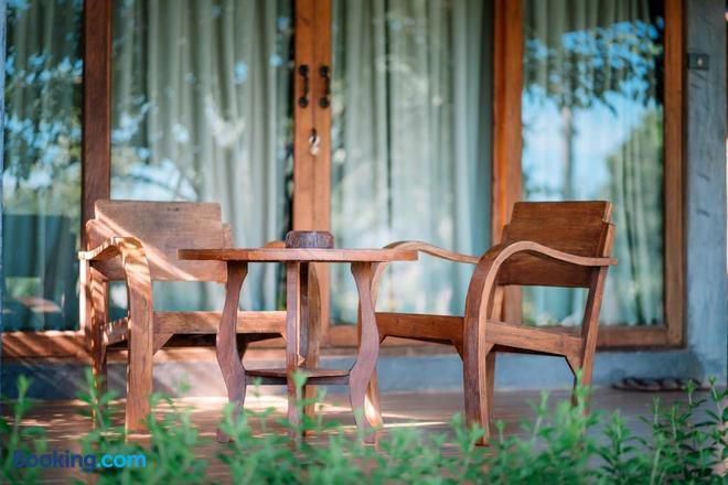 Sawasdee Sukhothai Resort - Sukhothai - Balcony