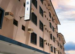 Sandri City Hotel - Balneario Camboriu - Budynek