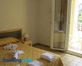 Motel Saint Francois - Calvi - Slaapkamer