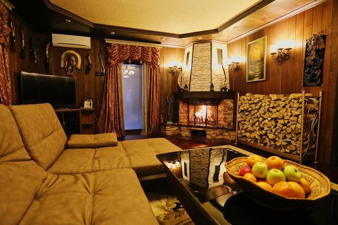 Banniy Klub Shangri-La - Vnukovo - Living room