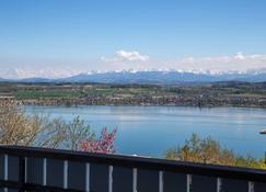 Hotel-restaurant Mont-vully - Bas-Vully - Outdoor view