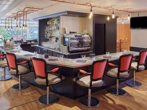 Hôtel Mercure Paris Roissy-Charles-de-Gaulle - Roissy-en-France - Bar