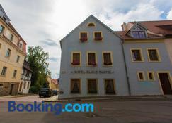 Hotel Blaue Blume - Freiberg - Building