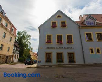 Hotel Blaue Blume - Freiberg - Gebäude