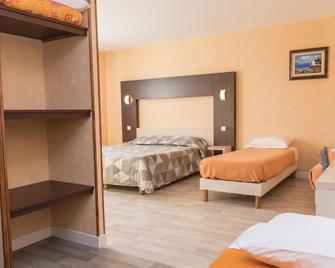 L'Azur Hotel Citotel - Saint-Junien - Ložnice