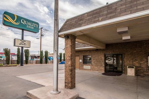Quality Inn & Suites - Alamogordo - Gebäude