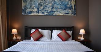 Vks Hotel - Vientiane - Habitación