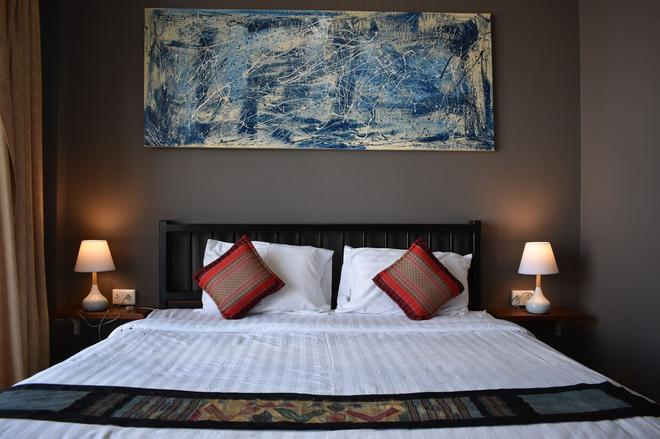 Vks Hotel - Vientiane - Bedroom